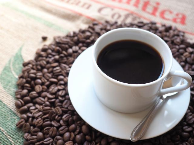 肋間神経痛とコーヒー